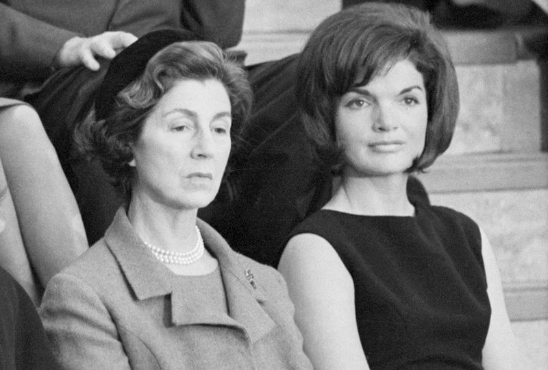 Going to the Movies with Jackie Kennedy